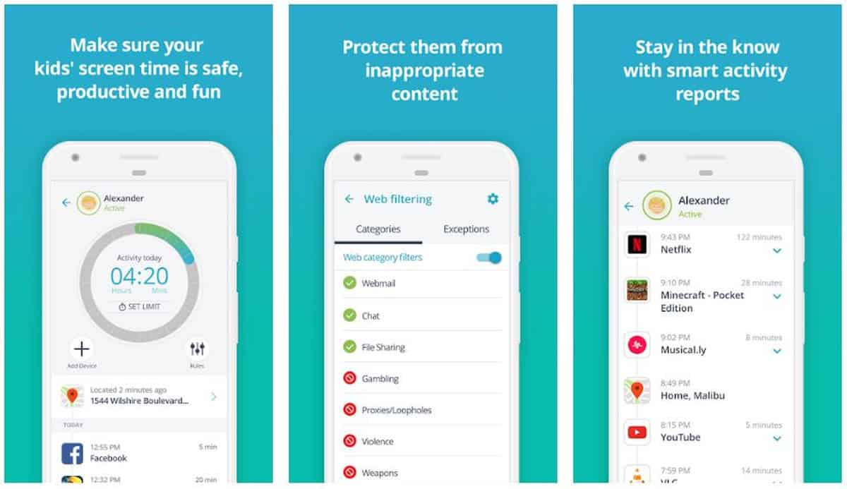 Best Free Parental Control Apps For Your Kids Online Safety