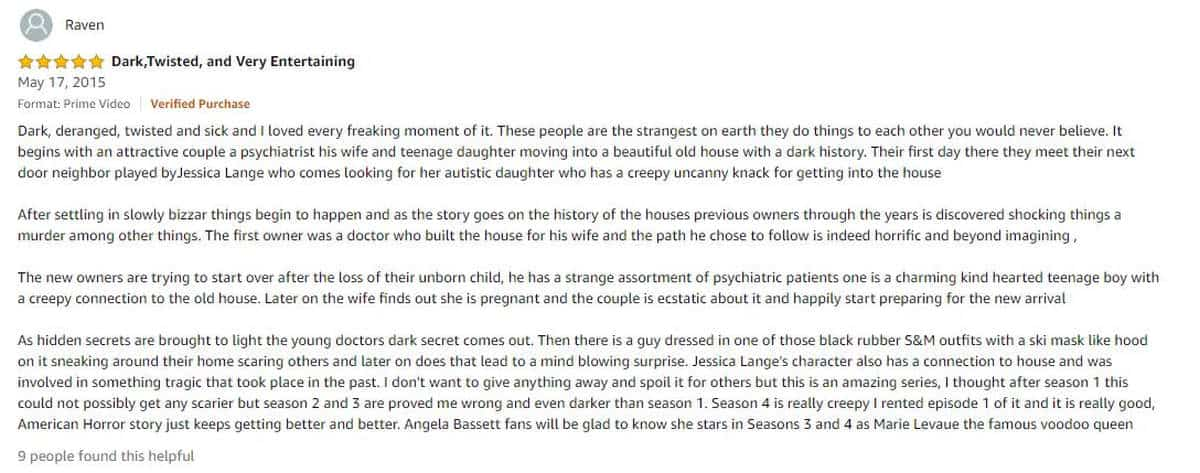 Raven Review   Best Amazon TV Shows You Need to Watch ASAP