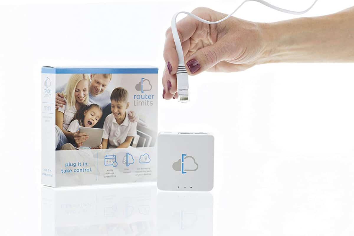 Router Limits Cloud-Based Parental Controls for Internet Safety | Best Family Safety Gadgets, Apps and Digital Books