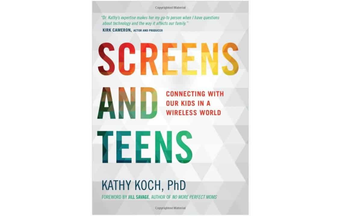 Screens and Teens | Best Family Safety Gadgets, Apps and Digital Books