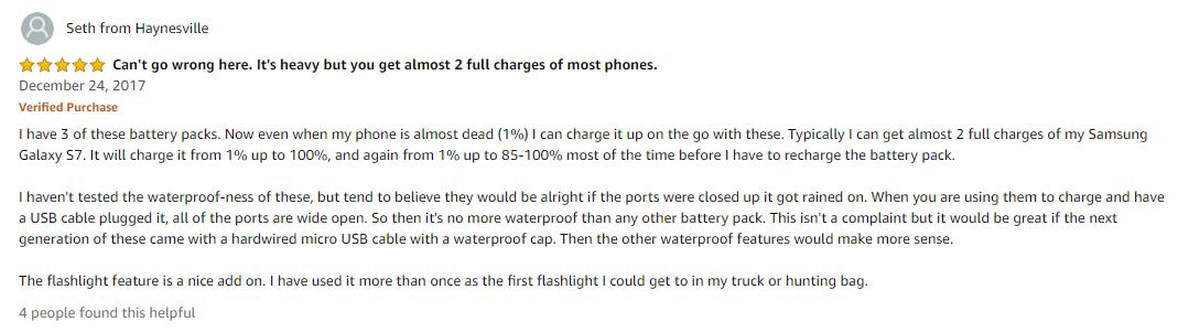 Seth From Haynesville Review | Waterproof Gadgets To Lounge By The Pool With