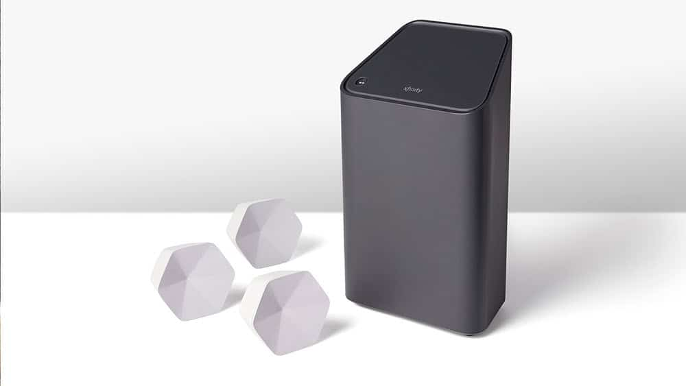 xFi Advanced Gateway and xFi Pods