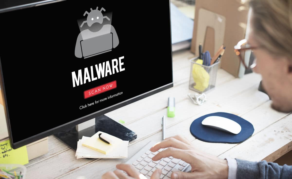 Scam Virus Spyware Malware Antivirus Concept | Be More Tech Savvy With Tech Made Easy