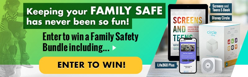 Noobie Family Safety Bundle Giveaway