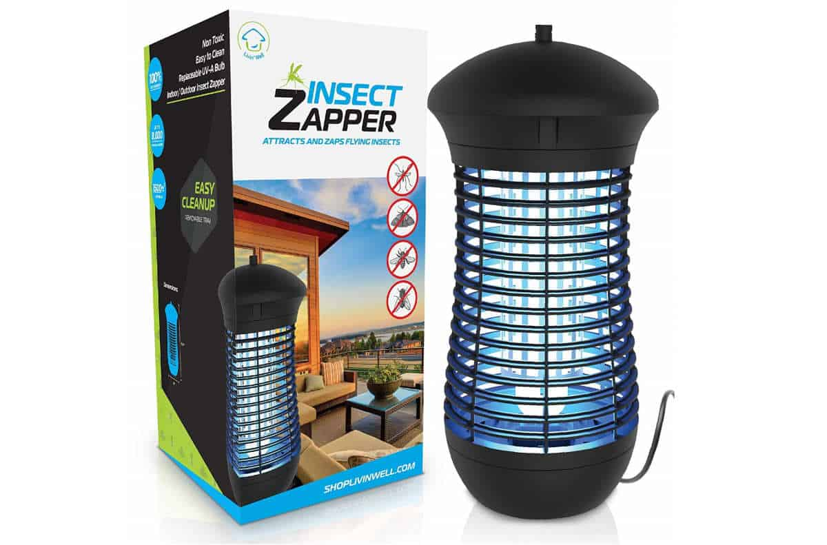 Electric Bug Zapper Mosquito Trap | Bug Zapper: How Does It Work And Which One Should You Get?