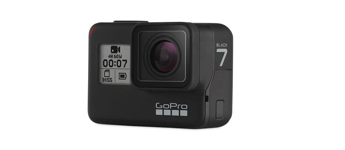 GoPro HERO7 Black | Tech Gifts For Dad on Amazon That He Will Surely Love