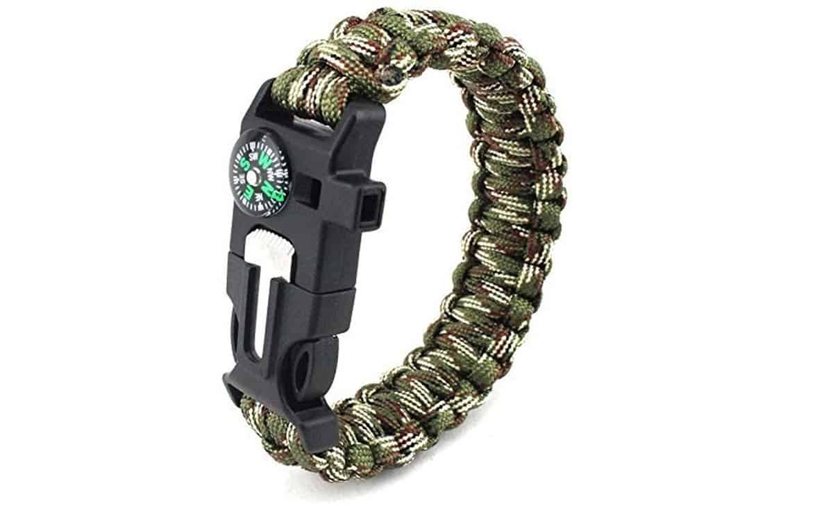 Magnos Somnia Emergency Paracord Bracelets | Outdoor Survival Gear And Gadgets on Amazon Under $100