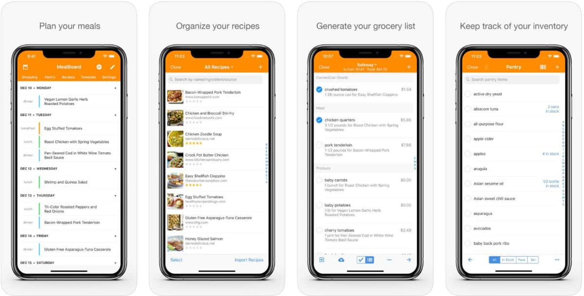 MealBoard | Family Meal Planning Made Easy With These Apps