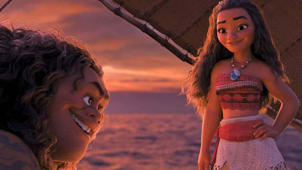Moana (2016) | Best Summer Movies To Watch On Amazon Prime