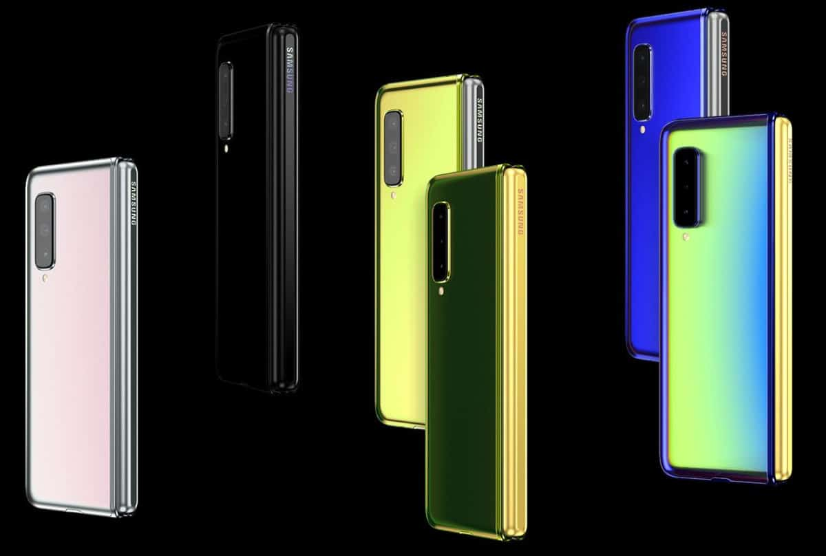 Samsung Galaxy Fold color options | Samsung Galaxy Fold: Should You Buy One Or Not?