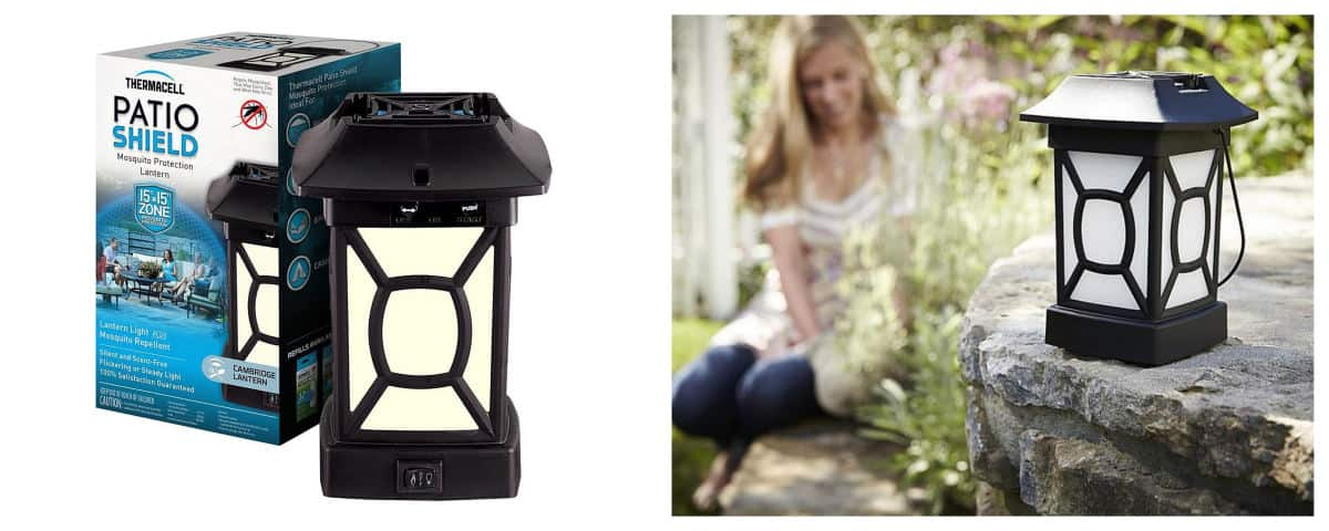 Thermacell Patio Lantern | Outdoor Tech Gadgets For Your Backyard