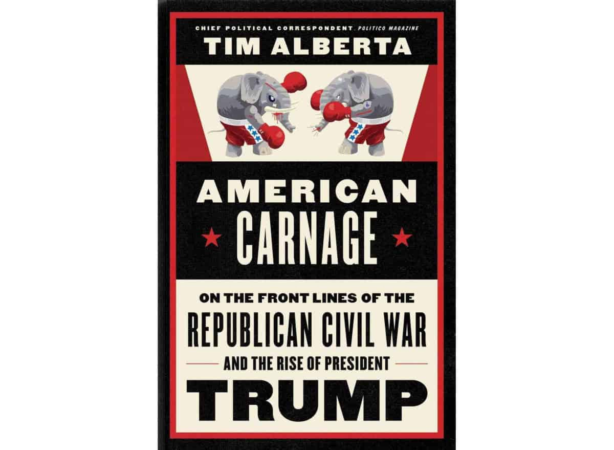 American Carnage: On the Front Lines of the Republican Civil War and the Rise of President Trump | Must-Read NY Times Best Sellers Available on the Amazon Kindle Store | new york times best sellers