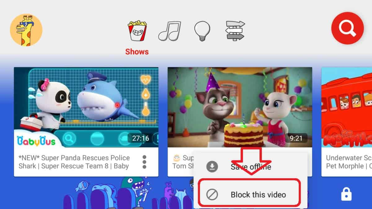 Block this video | How To Make YouTube Kids Videos Safer For Your Kids | kids youtube videos
