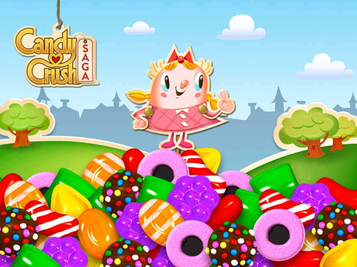 Candy Crush Saga | Top Tablet Games For Seniors and The Elderly | best tablet games