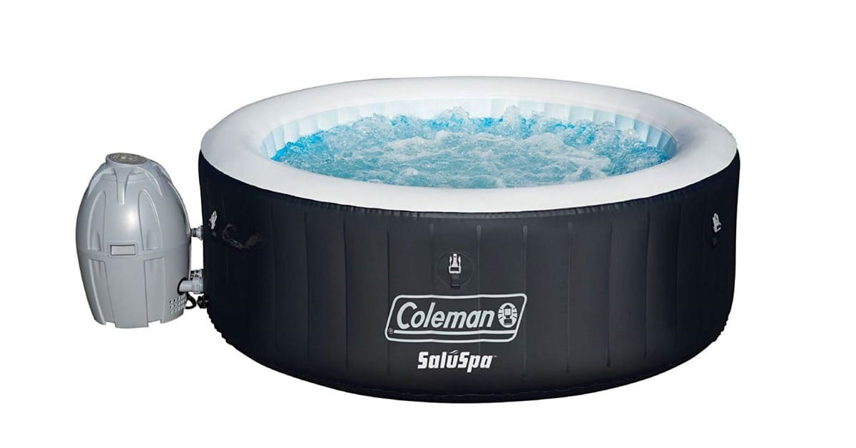 Outdoor Mini Jacuzzi.9 Of The Best Outdoor Hot Tubs On Amazon Noobie