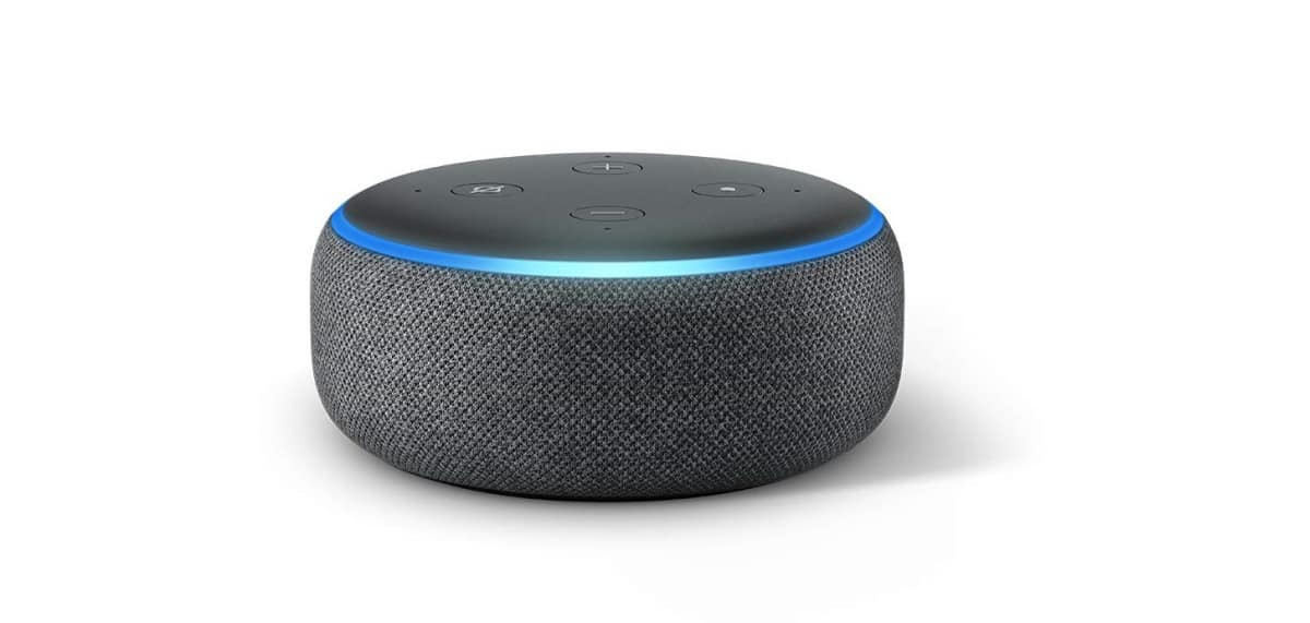 Echo Dot (3rd Gen) - Smart speaker with Alexa | DIY Smart Home Automation Guide: Best Smart Devices From Amazon | diy smart home raspberry pi
