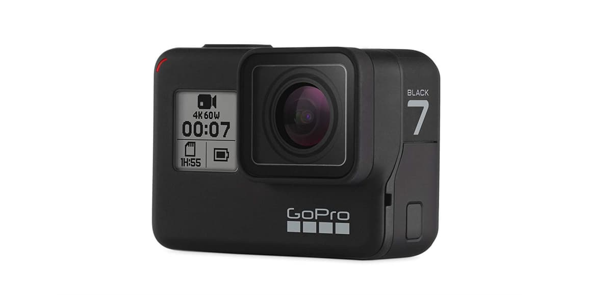 GoPro HERO 7 Black | Best Hiking Gear and Gadgets You Should Buy This Fall | must have hiking gear