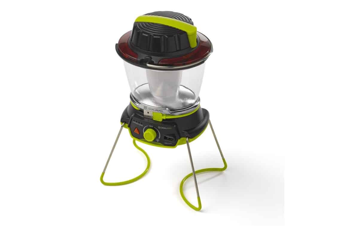 Goal Zero Lighthouse 400 Lantern and USB Power Hub | Best Camping Lanterns For Your Next Outdoor Adventure | Camping Lantern | coleman camping lantern
