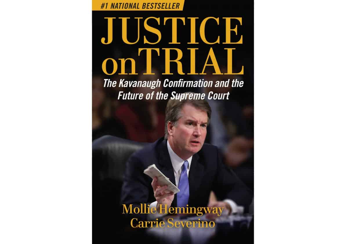 Justice on Trial: The Kavanaugh Confirmation and the Future of the Supreme Court | Must-Read NY Times Best Sellers Available on the Amazon Kindle Store | best sellers list