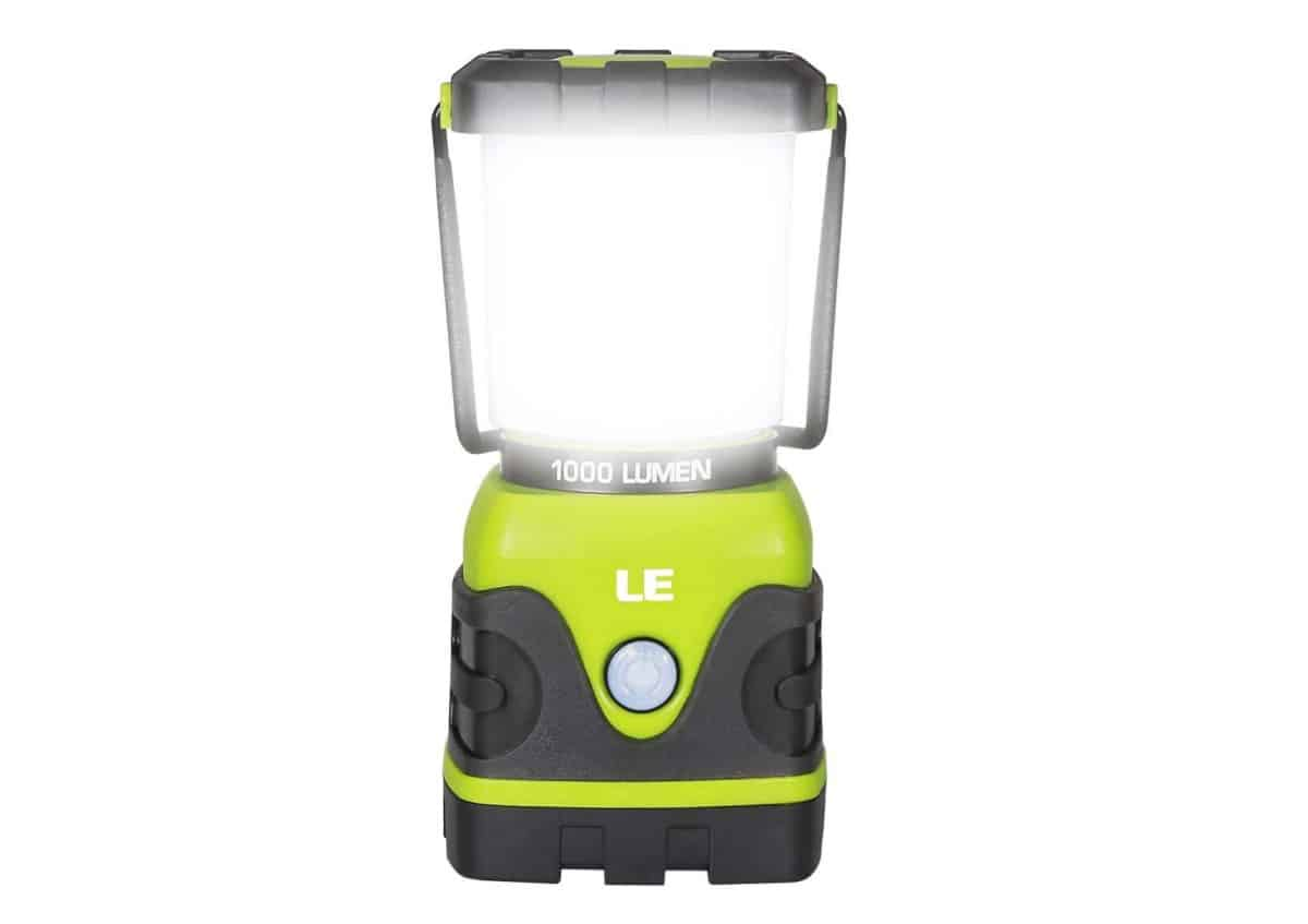 LE LED Camping Lantern, Battery Powered LED with 1000LM | Best Camping Lanterns For Your Next Outdoor Adventure | Camping Lantern | best led camping lantern