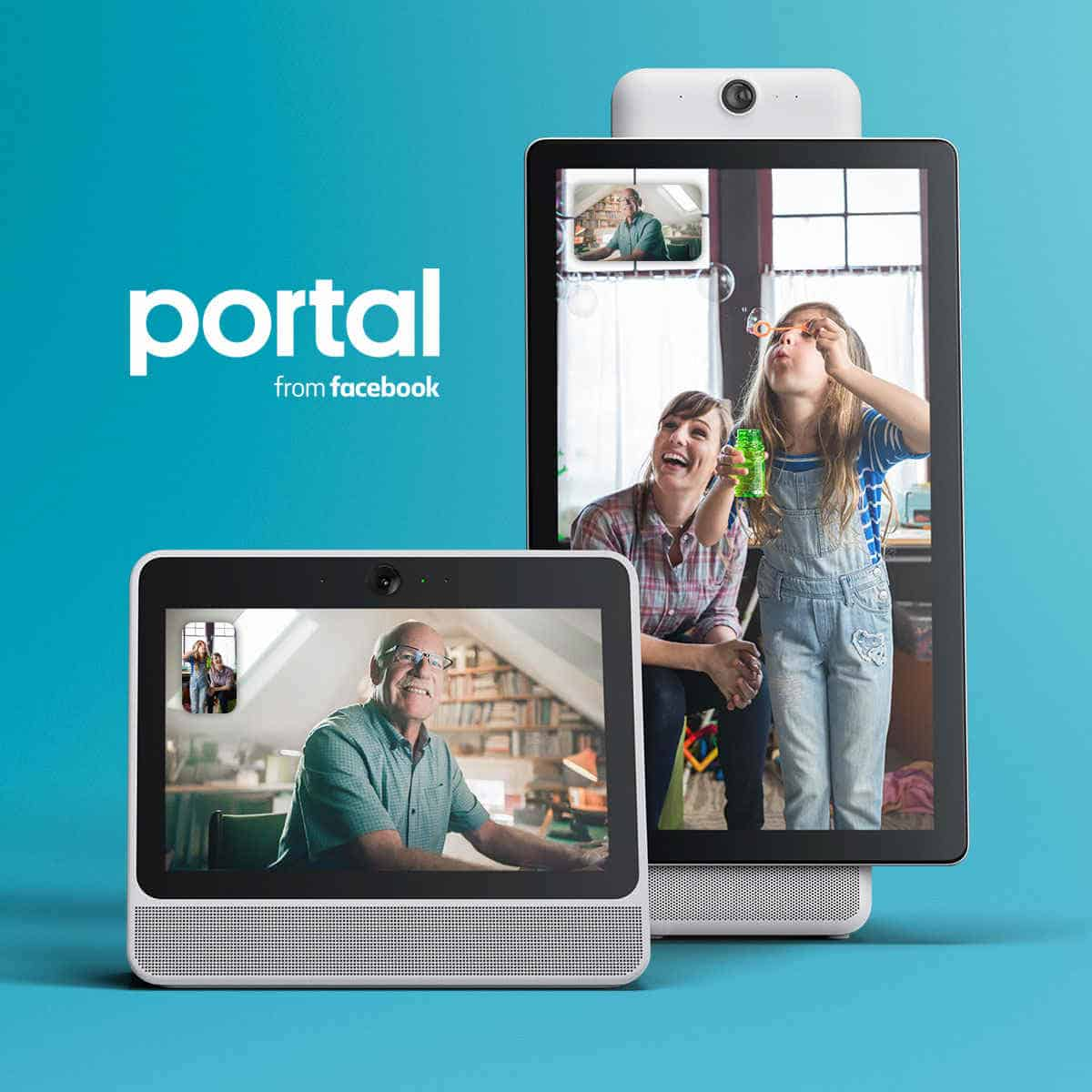 Portal from Facebook | How To Video Chat Using These Best Tools | best video chat tools