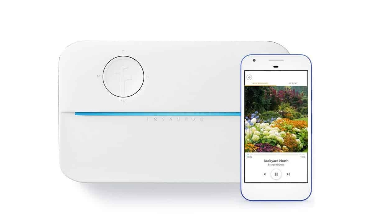 Rachio 3 Smart Sprinkler Controller Robotic Lawn Mowers and Other Smart Gadgets for the (Hard) Yard Work | lawn mower sale