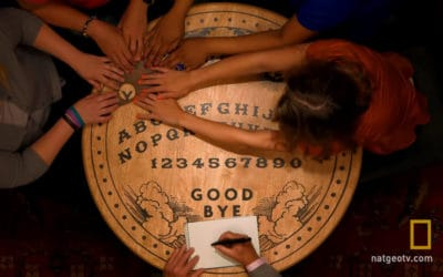 What Happens When You Blindfold Ouija Believers?