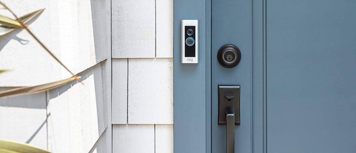 Ring Video Doorbell Pro | Alexa-Compatible Home Gadgets To Automate Your Home | cool gadgets to make at home
