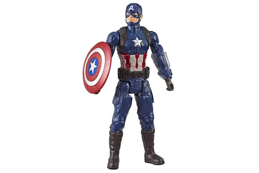 Avengers Titan Hero Captain America Figure