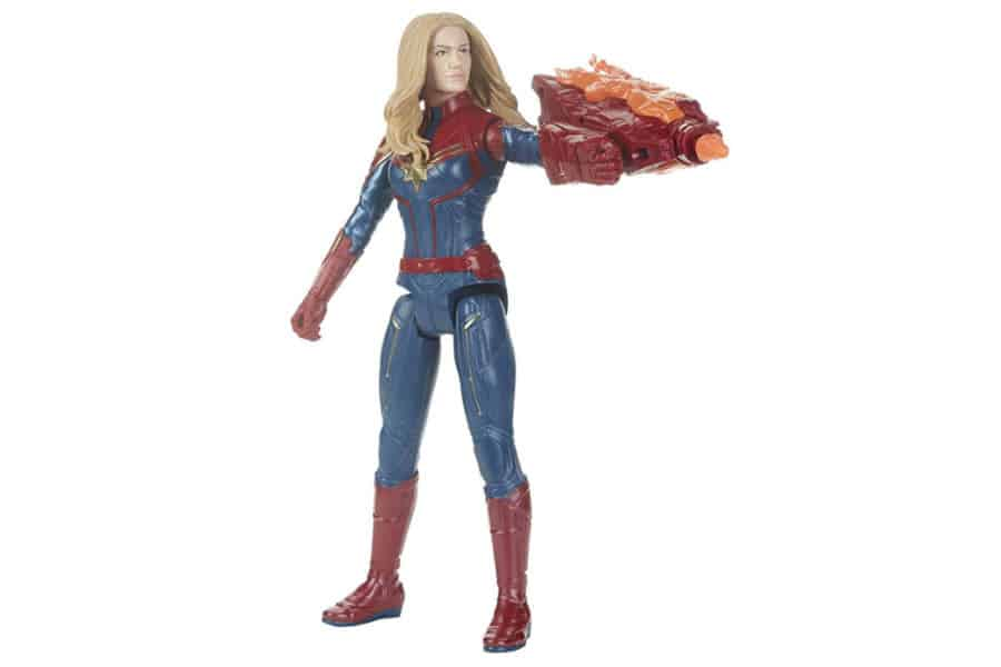 Avengers Titan Hero Captain Marvel Figure