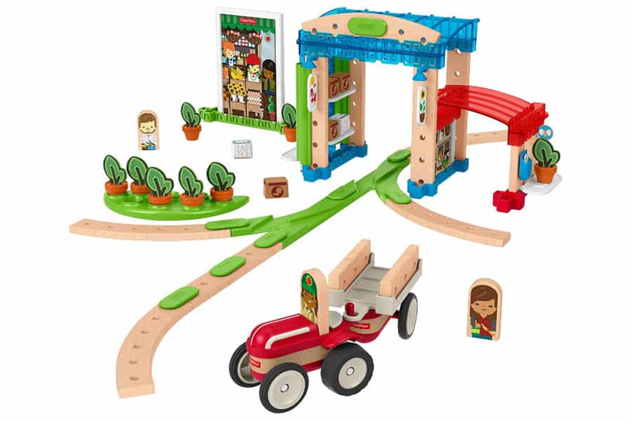 Fisher-Price Wonder Makers Design System Starter Kit