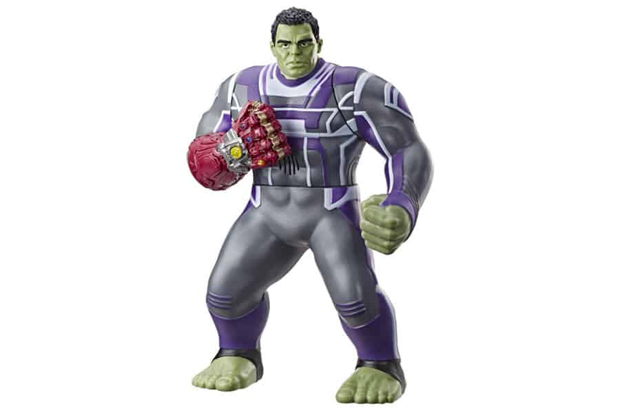 Avengers Power Punch Hulk Figure