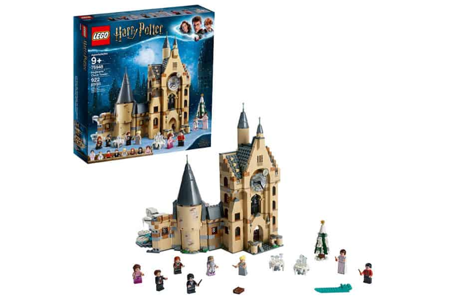 LEGO Hogwarts Clock Tower, 922 Pieces