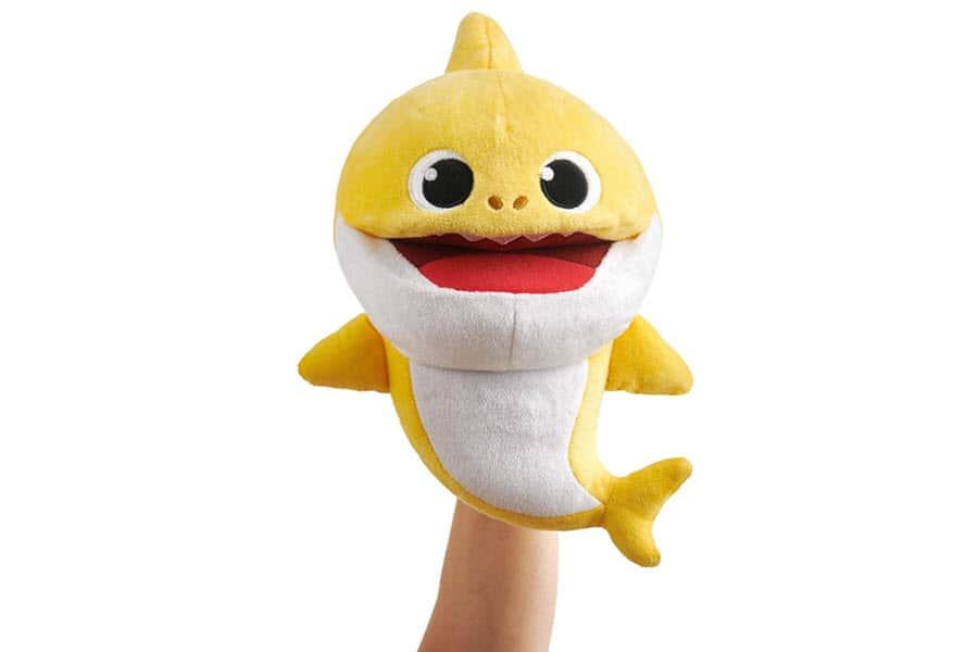 Pinkfong Baby Shark Song Puppet