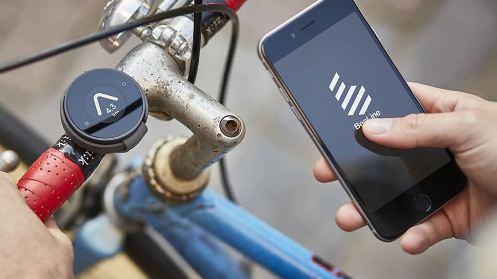 Beeline for Bicycles Navigation Device