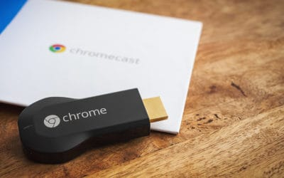 Chromecast dongle