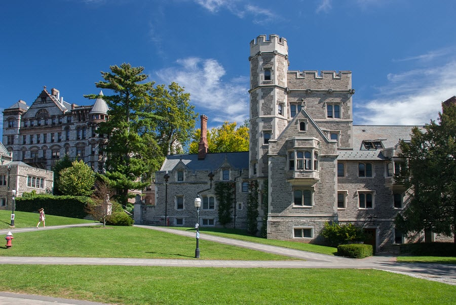 Princeton University - College Applications