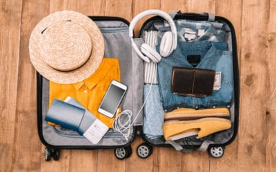Pack Your Gadgets: 5 Tips to Get Them There in One Piece