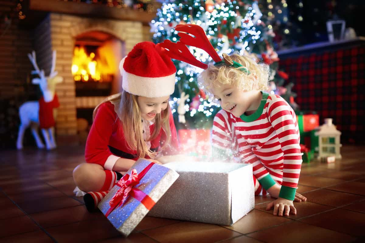 Cool gifts for young kids