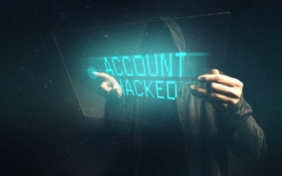 Account hacked